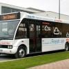 Autobuz electric prezentat de compania britanica Optare