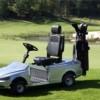 Volvo fabrica masini electrice (pentru golf)