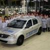 Uzina Dacia a produs 1 000 000 de vehicule pe platforma X90