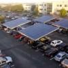Parcare cu acoperis solar pentru Dell