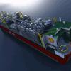 Shell va construi nava Prelude pentru lichefierea gazelor