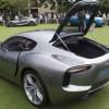 Maserati Alfieri va veni și cu un motor electric