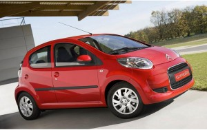 Citroen C1 -facelift