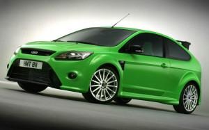 Noul Focus RS