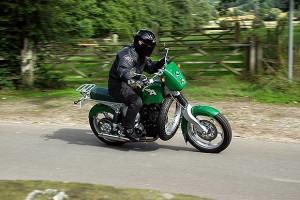 Yamaha XT500 Greenfly