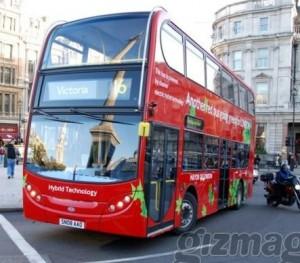 Autobuz dublu-etajat hibrid