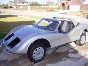 VW Bradley GT electric