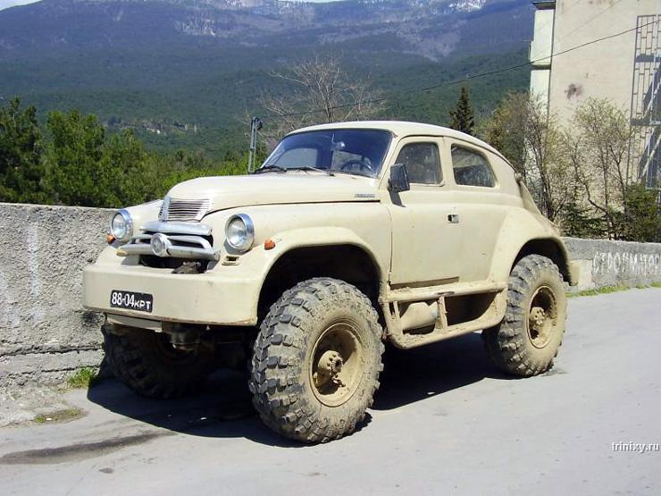 GAZ-M20 Pobeda