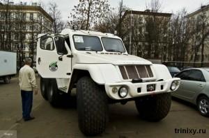Masina Politie Rusia
