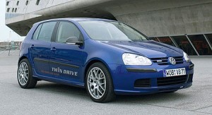 Volkswagen Twindrive Golf