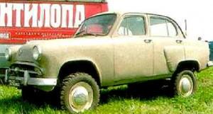 Moskvich 410 4x4