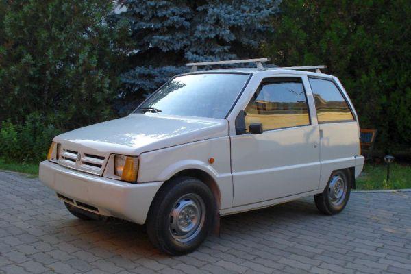 Dacia Lastun – Smartul Romaniei