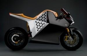 Motocicleta electrica Mission Motors