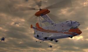 Hotelicopter Mi-V12