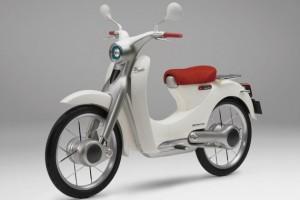 Honda Cub electric