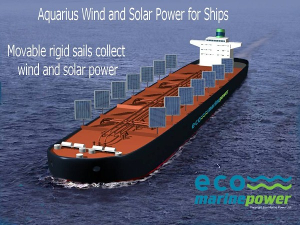 aquarius eco ship