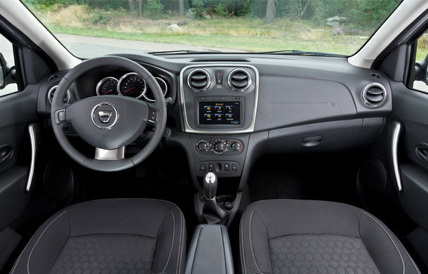 Bord Dacia Logan 2