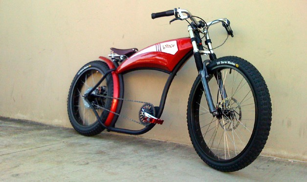 Bicicleta Voltage Cycles