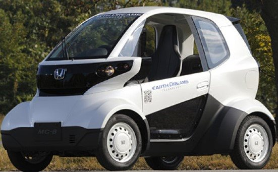 Automobil Honda MC Beta