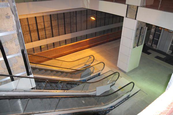 Metrou Bucuresti - statia Favorit