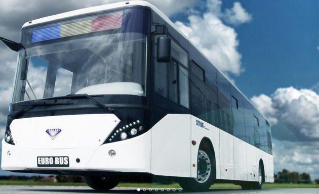 Autobuz EURO BUS Diamond