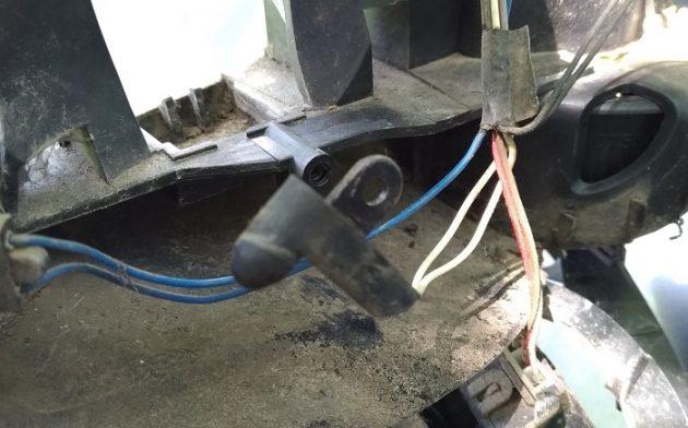 Senzorul de temperatură Renault Megane 3